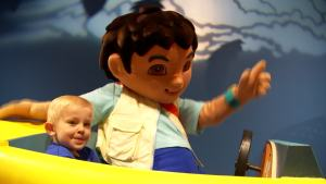 'Dora & Diego' Exhibit Opens in Fort Worth