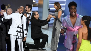 The 2018 Emmys Highlights: From the Red Carpet to the Stage