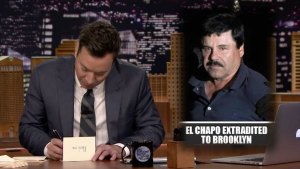 Thank You Notes to El Chapo and Waterbeds
