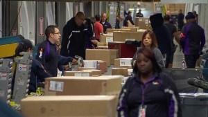 It's Crunch Time for Parcel Services