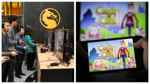 Mortal Kombat vs. Candy Crush for Video Game Hall of Fame