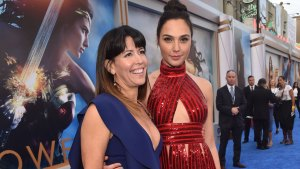 'Wonder Woman' Director Patty Jenkins Commands Spotlight