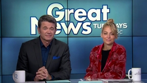 'Great News' Stars Discuss Comedy's Premiere