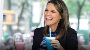 'Today's' Savannah Guthrie Reveals Her Baby's Gender