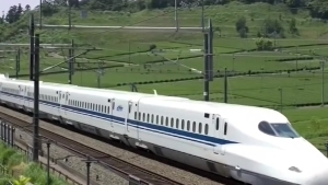 Another Step Closer to High Speed Rail in Dallas?