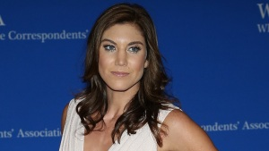 Hope Solo Opens Up About Suffering a Miscarriage of Twins