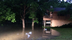 Parker County Officials Urge Evacuations Along Brazos