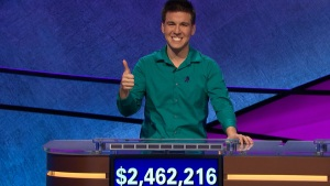 'Jeopardy!' Champ Makes Pancreatic Cancer Donation