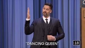 'Tonight Show': Charades With Joe Manganiello