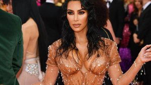 Kim Kardashian Reveals New Shapewear Line, 'Kimono'