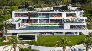 $250 Million Mega Mansion: Inside America's Priciest Home