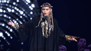 Madonna Explains Aretha Franklin VMA Tribute Gone Wrong