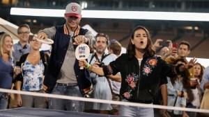 Ashton Kutcher and Mila Kunis Tackle Fake Tabloid Rumors