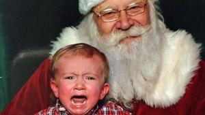 Holiday Photos: Merry Meltdowns