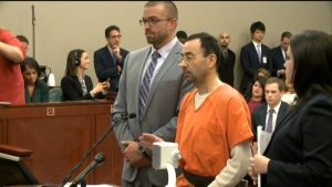 Ex-USA Gymnastics Doctor Pleads Guilty to Sexual Assault Charges