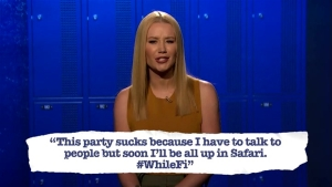 'Late Night': Teen Slang With Iggy Azalea