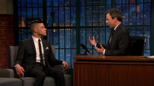 'Late Night': Rami Malek on 'Mr. Robot'