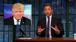 'Late Night': Closer Look at Trump Stiffing People