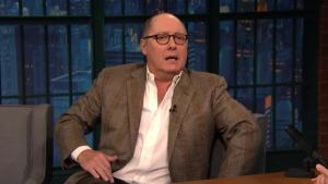 'Late Night': James Spader Used to Work at a Carnival
