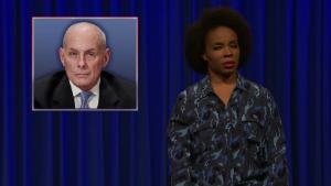 'Late Night' Writer's Fury Over Kelly's Civil War Comments