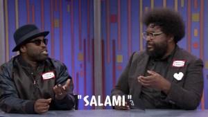 'Tonight Show':  Password With Taraji P. Henson