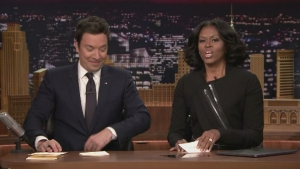 'Tonight Show': Thank You Notes With FLOTUS