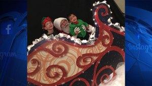 Kids With Neurofibromatosis Treated to Cookies With Santa
