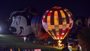 Plano Plans for Big Crowds at Annual Balloon Festival