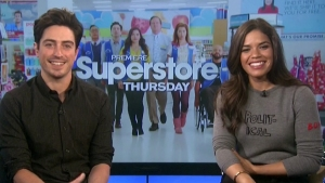 'Superstore' Actors Talk Season 2 Premiere