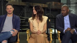 Timeless Cast Thanks Fans Ahead of Series Finale