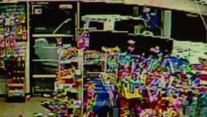Driver Crashes Truck Into Store 4 Times