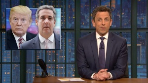 'Late Night': A Closer Look at Trump Attacking Mueller