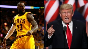 NBA Players Express Frustration With Trump's Words