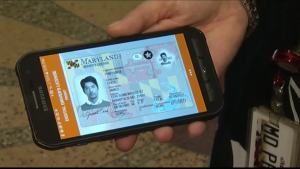 New Technology to Bring Driver's License to Your Phone
