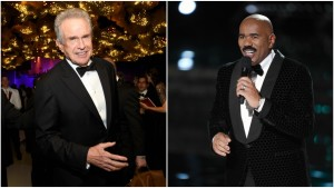 Steve Harvey to Beatty: 'I Can Help You Get Through This!'