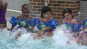 YMCA Hosts World's Largest Swimming Lesson