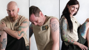 Dallas Zookeepers Reveal Animal Tattoos & Their Stories