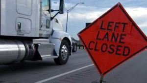 Traffic Experts Suggest 'Last Minute Merge'