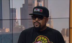 Ice Cube Talks 'Big3' Playoffs With NBC 5