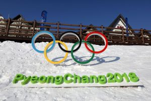 Grapevine Man Living Dream to Volunteer at Winter Olympics