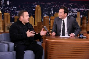 'Tonight Show': Slapjack With Kevin James