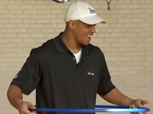Miles Austin Hula Hoops for Kids