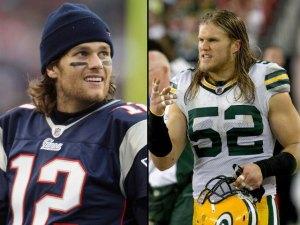 Brady, Matthews Earn Top Honors from Sporting News