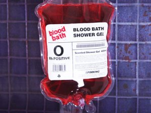 Take a Blood Bath
