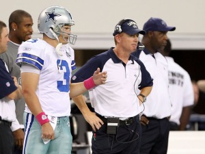 "Jason Garrett ""Laying Down the Law"""