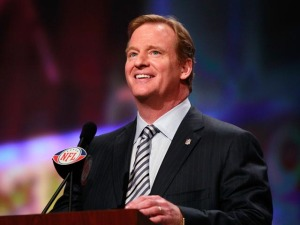 Goodell: NFL Remains Committed To Indy Super Bowl