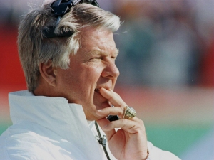 Jimmy Johnson Recalls Spooning For Survival