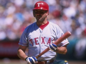Rangers Best Years Came Without First Baseman