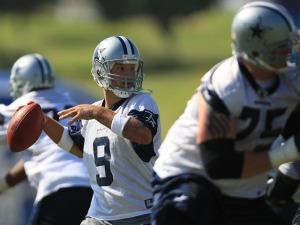 Report: Tentative Schedule Set for Cowboys Training Camp