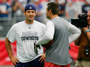 Work Stoppage or No, Romo Plans On Practicing